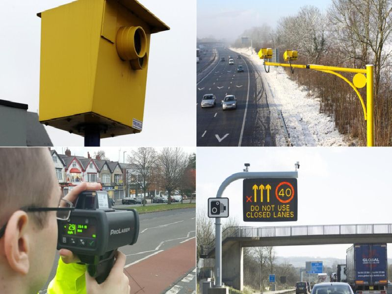Where are the mobile speed cameras in Leeds this week?