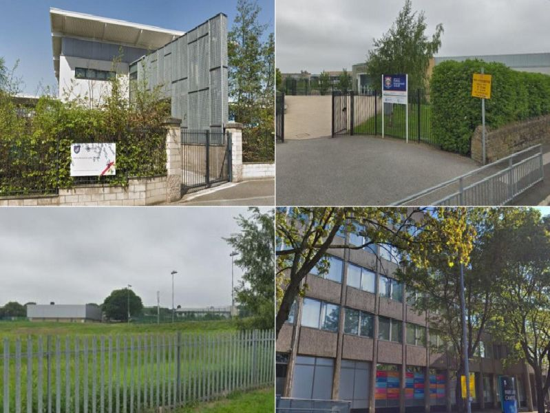 These are the 10 lowest rated school sixth forms and colleges for A-Levels in Leeds, according to new government figures.