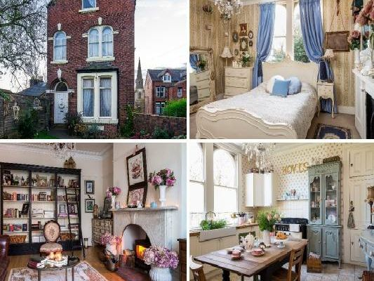 This quaint four bedroom detached house in Leeds could be just what you've been searching for