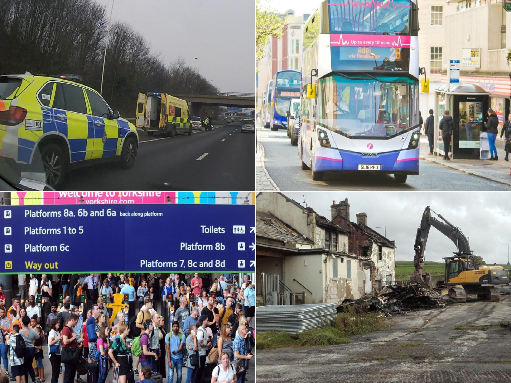 11 ways HS2 construction will impact Leeds including demolitions, road and bus diversions in full