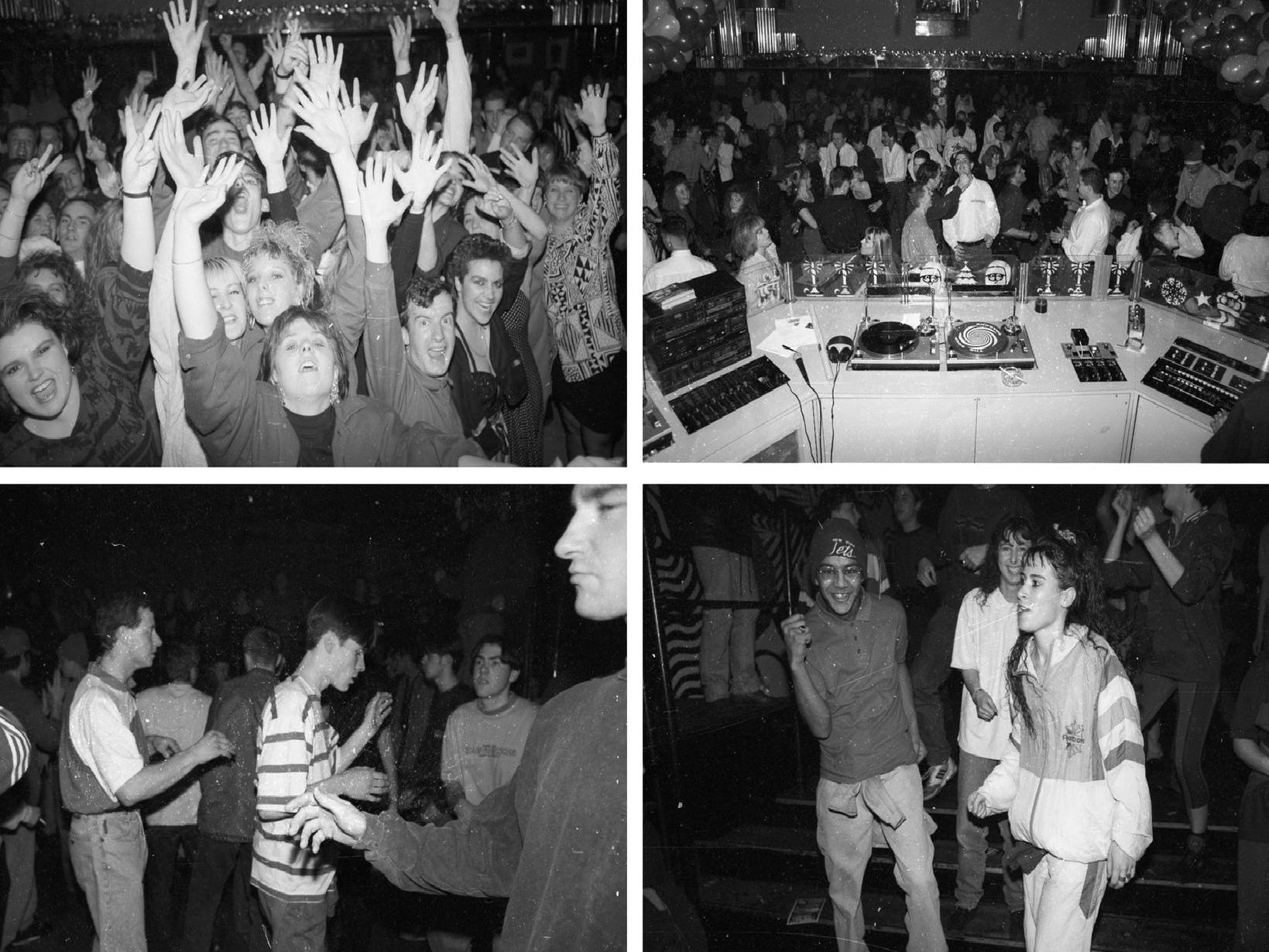 30 unseen photos from inside Leeds nightclubs in the 1990s