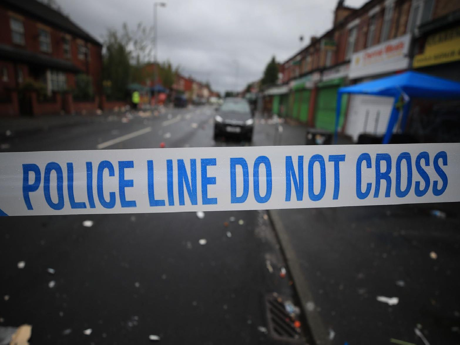 Police reveal the 10 worst violence and sexual offences hotspots in Leeds according to latest 2019 figures. PIC: PA