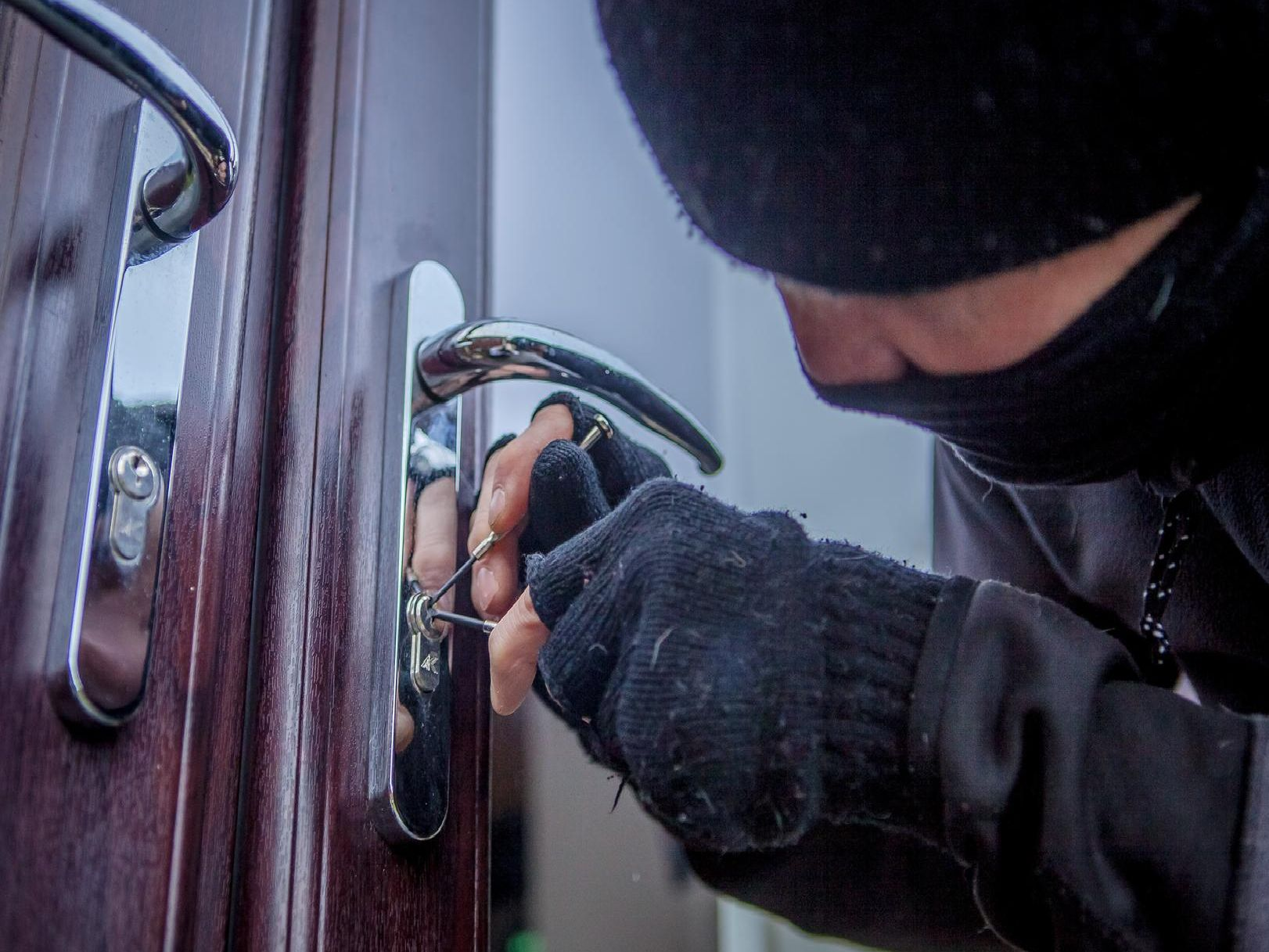 The nine streets with the most reports on burglary in Leeds in 2019 have been revealed.