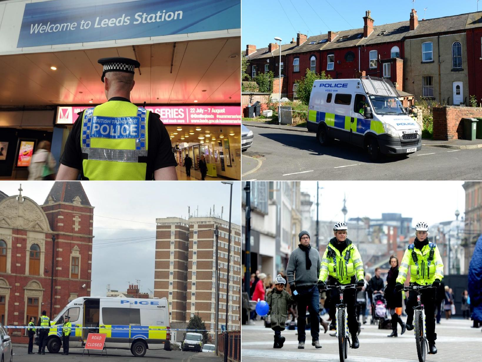 The latest crime figures, released by Police.uk, have revealed the crime hotspots of Leeds in May 2019.