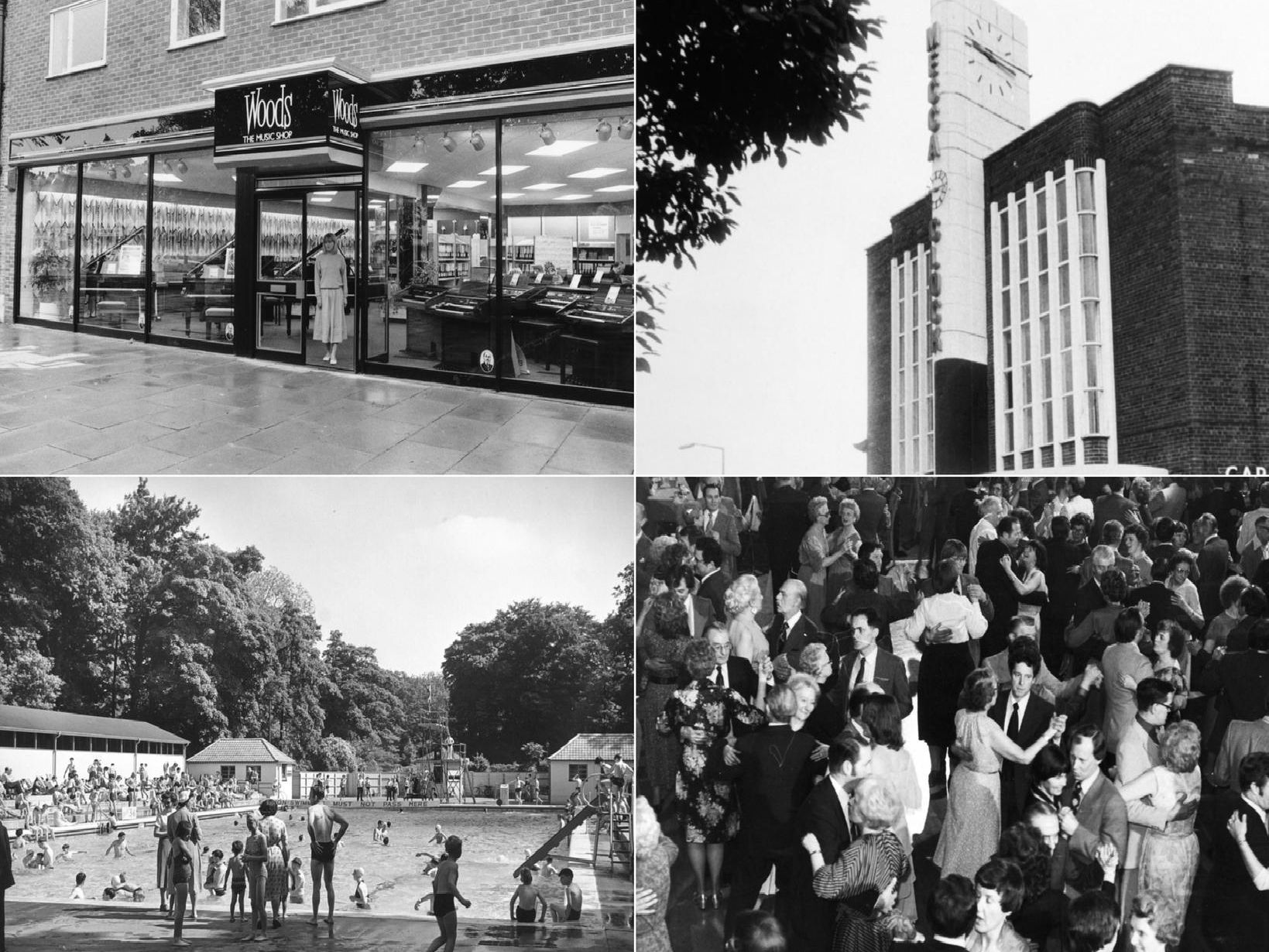 16 never seen before photos of Roundhay through the years
