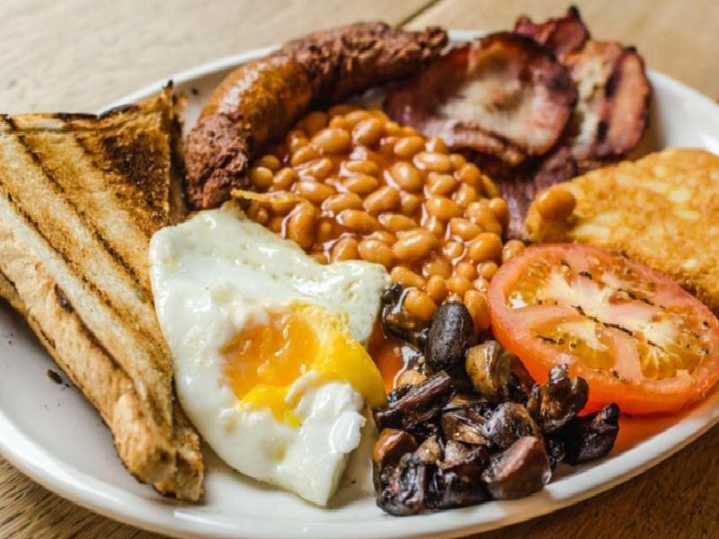 Fancy a fry up? This is one of the meals on offer in West Yorkshire Police custody