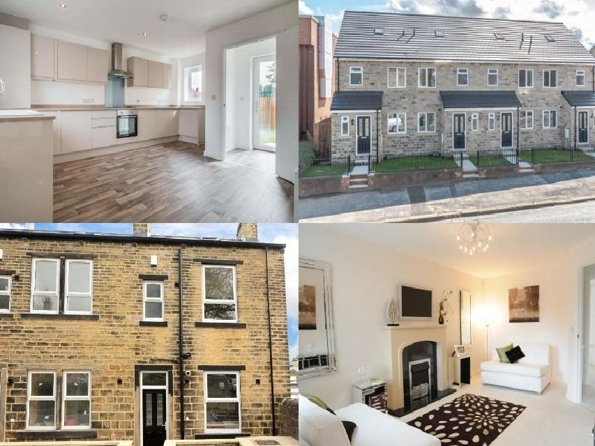 These new build homes are all on the market for less than all 240,000