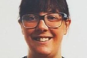 Natalie Harker (pictured) was found in a wooded area in Brough with St Giles in North Yorkshire
