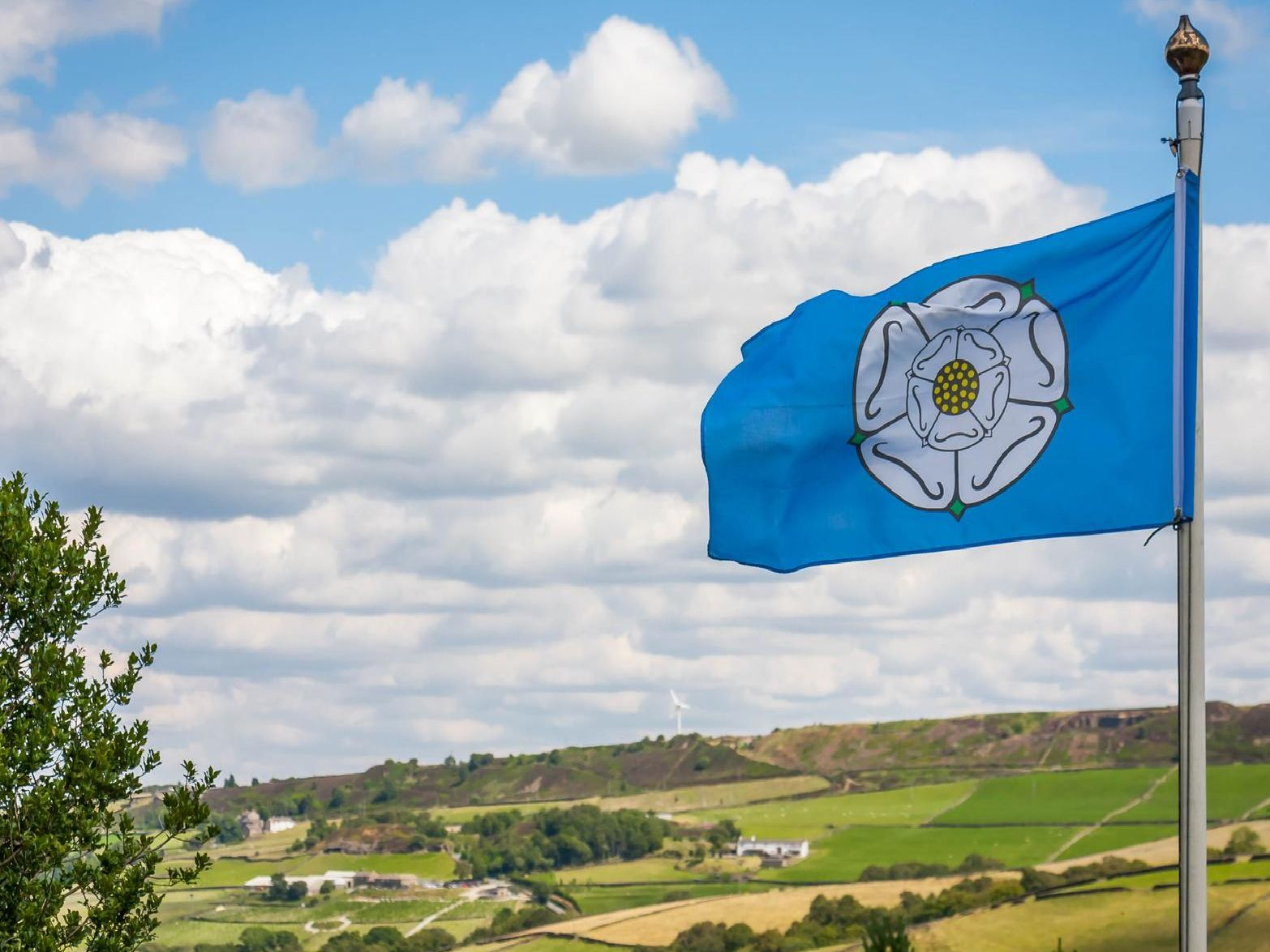 Yorkshire's happiest places