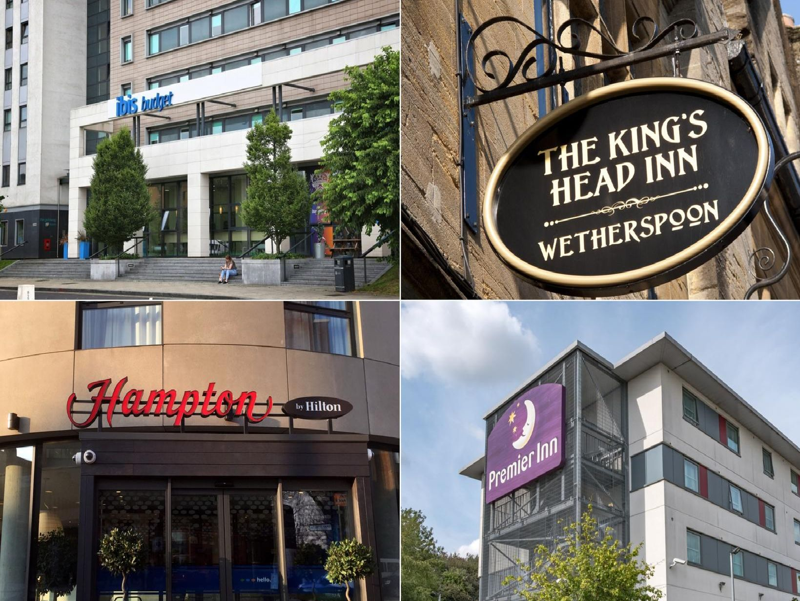 These are the best and worst hotel chains in Britain according to a Which? customer survey.