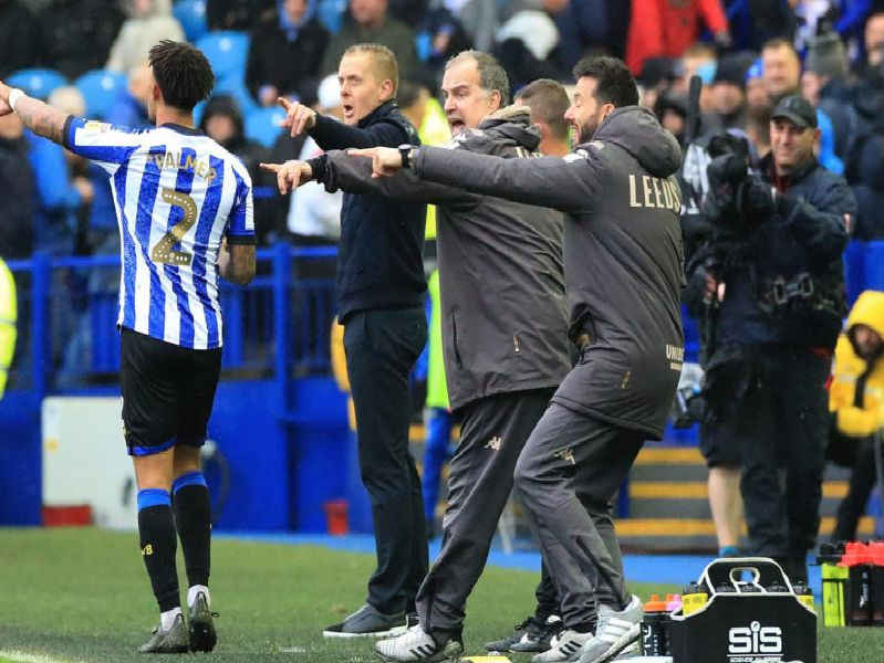 Leeds United were held by Sheffield Wednesday on Saturday