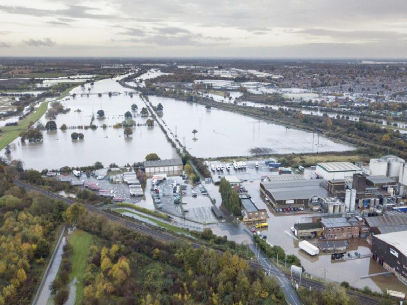 A month's worth of rain in just a few hours has seen South Yorkshire experience its worst flooding for years.