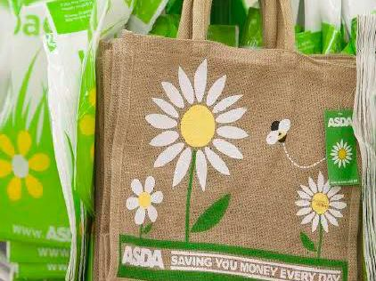 Asda reported progress in its strategy of winning on price