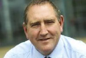 Andy Goulty, chief executive of Rodillian Multi-Academy Trust.