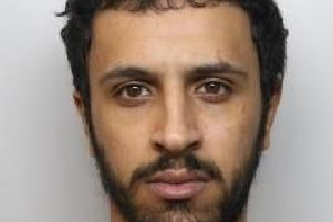 Khalid Mokadeh was jailed for 27 years, during a hearing held at Sheffield Crown Court today