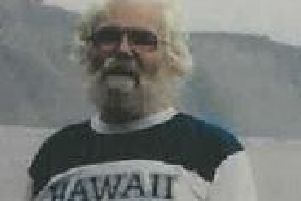70-year-old Stephen Wright has gone missing on Haworth Moors above Halifax
