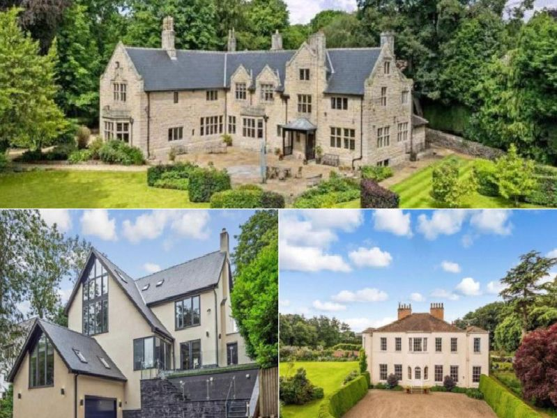 These Are The Most Expensive Dream Homes For Sale In Yorkshire Right Now
