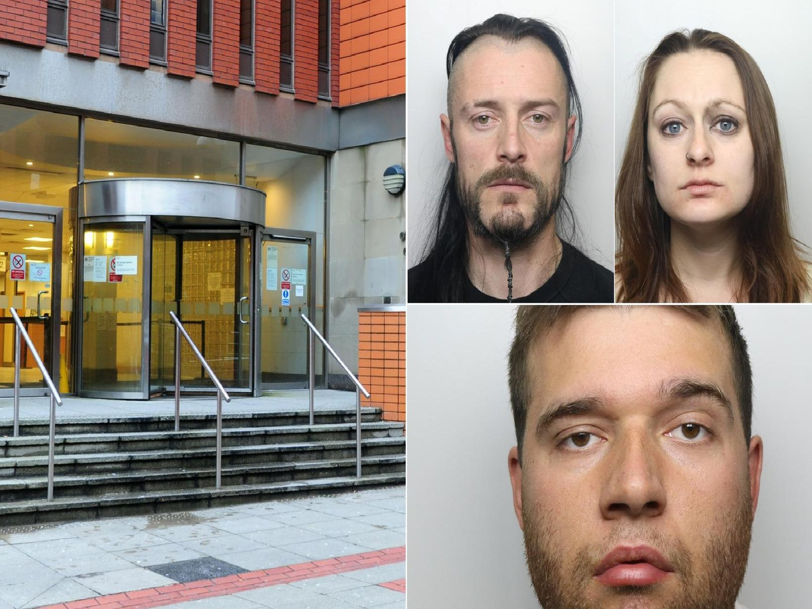 Some of the criminals jailed in December and why