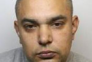 Anjum Zaffer who has been jailed for robbery.