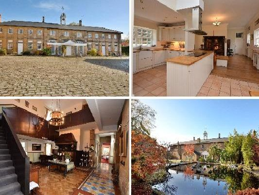 If you have a spare 1,595,000 laying around, you could be the proud owner of the most expensive house currently on the market in Leeds
