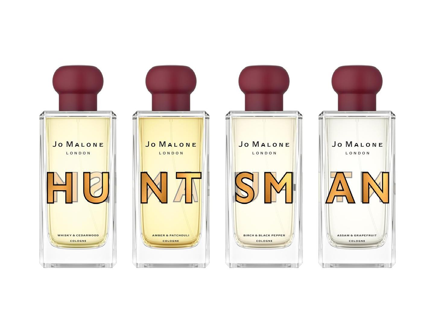 For him: Choose from four fragrances Amber & Patchouli, Assam & Grapefruit, Birch & Black Pepper, Whisky & Cedarwood. Each 100ml costs 120 at Jo Malone