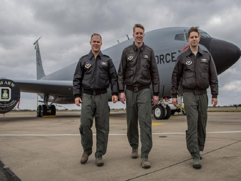 USAF personnel