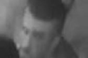 CCTV released after Hull nightclub assault left a man with ten facial stitches. Pic: Humberside Police.
