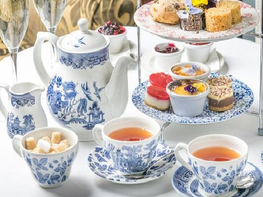 If you are in need of your tea and cake fix, Yorkshire isn't in short supply of a tea room or two