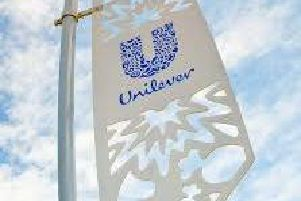 Unilever said growth in continuing operations remained solid