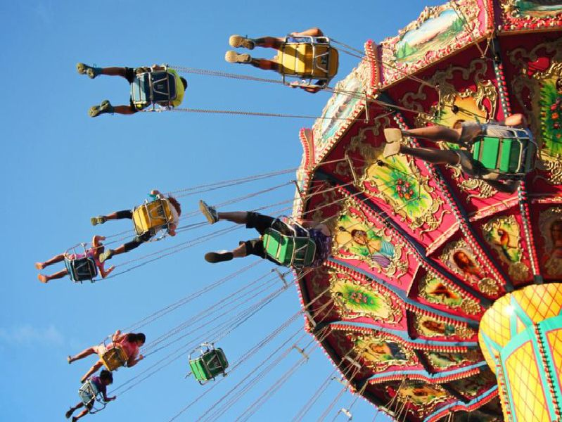 These exciting amusement parks around Yorkshire offer plenty of fun for youngsters