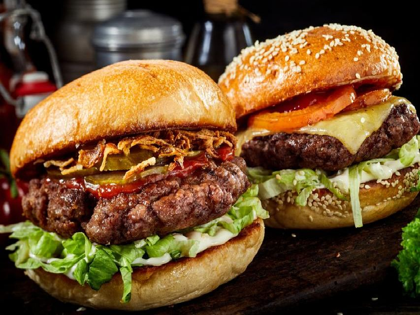 There are few better ways to indulge than with a juicy burger