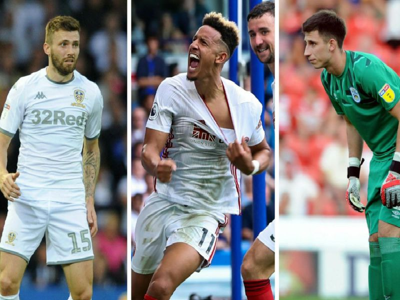 Stuart Dallas, Callum Robinson and Kamil Grabara are three of those picked for this week's YP Team of the Week.