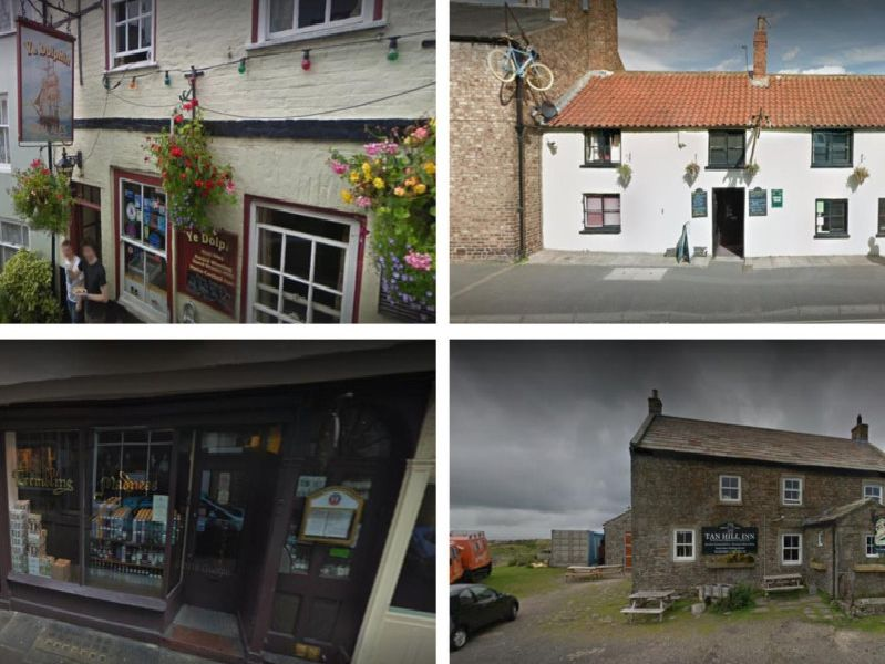 Yorkshire's quirkiest pubs