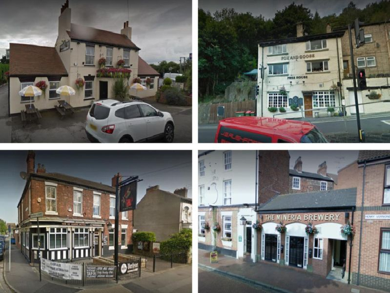 Yorkshire CAMRA pubs