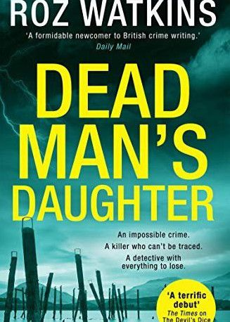 Alderwasley crime author follows up acclaimed debut with new