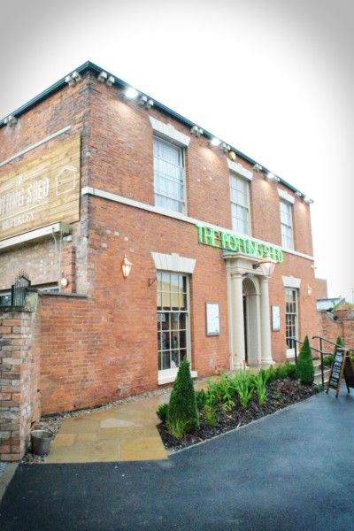 Restaurant Review The Potting Shed Beverley Yorkshire Post
