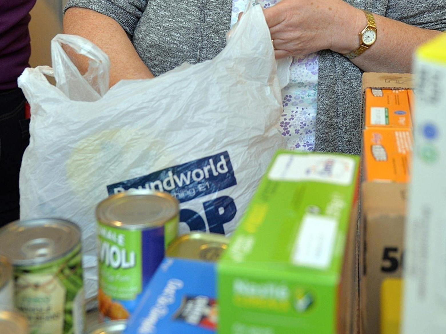 Doncaster Foodbank Calls For Action To Tackle Hunger After