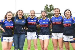 Six of the current Leeds Rhinos Women's squad have connections to the Heavy Woollen District.