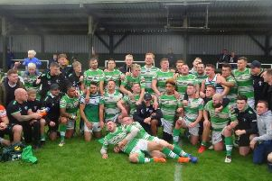 Dewsbury Celtic defeated Heworth in the NCL Division Three play-off-final last Saturday. Pictures: Ash Milnes