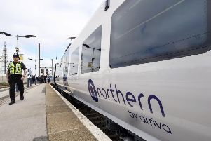 NOTHERN RAIL: Privatisation has failed.