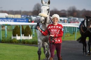 Win race tickets for Festive Jumpers