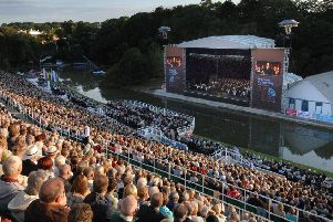 The Open Air Theatre