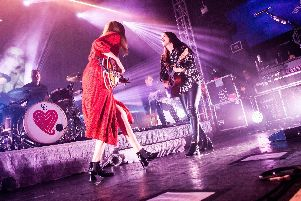 First Aid Kit at O2 Academy, Leeds (PIC: Anthony Longstaff)
