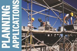 The latest planning applications have been submitted to Kirklees Council.