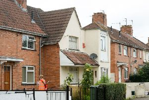 The LGA said rent arrears increase for households on Universal Credit.
