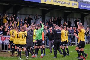 Belper Town to face Notts County in FA Cup fourth qualifying round