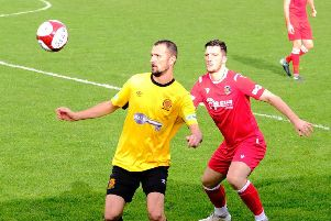 FA Trophy defeat brings an end to Belper Town's long unbeaten run