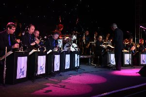 Nick Ross Orchestra.