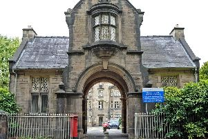 Babington Hospital in Belper.