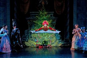 St Petersburg Classic Ballet present The Nutcracker at Sheffield Lyceum Theatre.